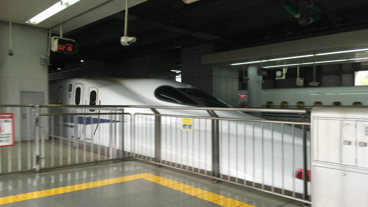 ゆたぼんが新幹線で東京に